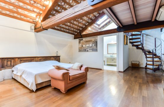 Apartment in magnificent Venetian Villa surrounded by a fantastic park
