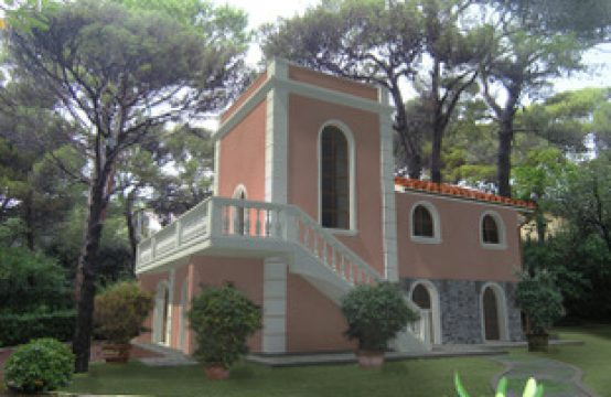 Ref. Quercianella new built villa a few step from the sea in Tuscany