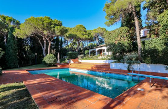 Ref. Chv1_ Exclusive Villa in a magnificent pine wood with seaview in Tuscany